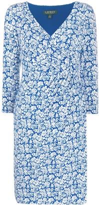 Lauren Ralph Lauren Floral-Print Wrap Dress