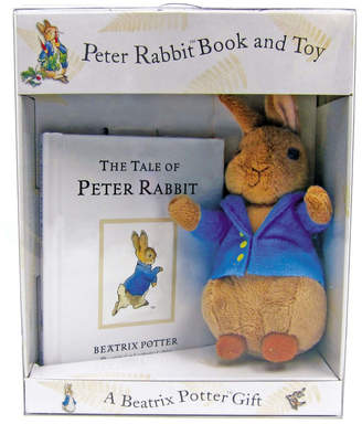 Penguin Random House Peter Rabbit Book And Toy