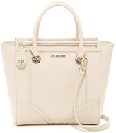 Love Moschino Boxy Convertible Satchel
