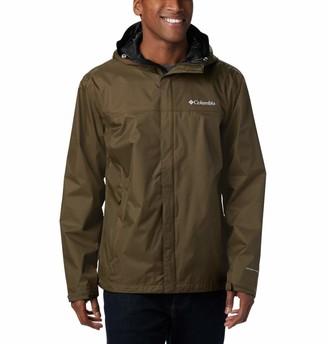 Columbia mens Watertight II Waterproof Rain Jacket
