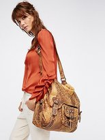 Old Gringo Leopardito Messenger Bag by at Free People