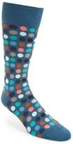 Paul Smith Men's Polka Dot Socks