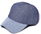 Rag & Bone Marilyn Baseball Cap in Indigo Heather