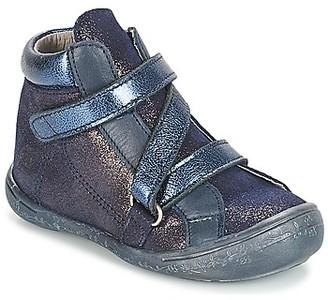 Citrouille et Compagnie JISSOU girls's Mid Boots in Blue
