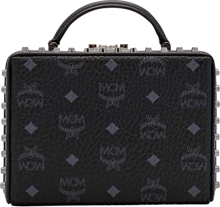 MCM Berlin Crossbody In Visetos
