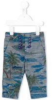 Simple Tulum trousers - kids - Cotton - 12 mth