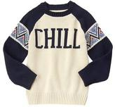 Gymboree Chill Sweater