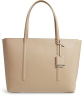BOSS Taylor Leather Shopper