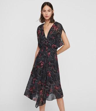 AllSaints Romina Rosalyn Dress