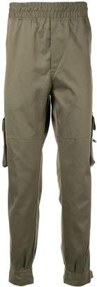 Represent pull-on cargo trousers