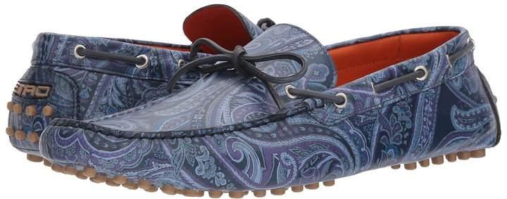 Etro Paisley Driver Men's Shoes