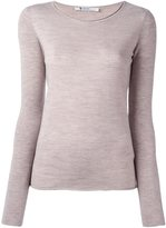 Alexander Wang longsleeved knit top
