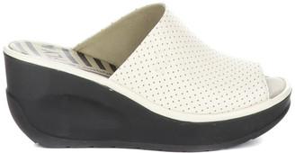 Fly London Javi Leather Sandal