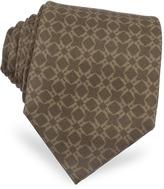 Moreschi Printed Silk Tie
