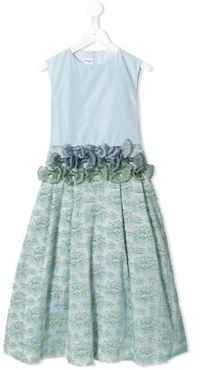 Familiar Bow Detail Dress