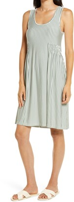 Vero Moda Polly Sleeveless Smocked Dress