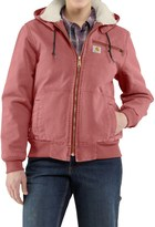 Carhartt Wildwood Weathered Duck Jacket - Factory Seconds (For Women)