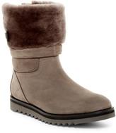 Aquatalia Paloma Genuine Fur Lined Boot - Weatherproof