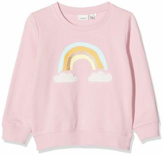 Name It Baby Girls' Nmftaluka Ls SWE Unb Sweatshirts