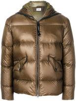 C.P. Company padded hood jacket