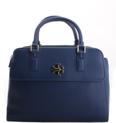 Tory Burch Tidal Wave Mercer Dome Leather Satchel