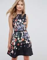 Ted Baker Floral Skater Dress