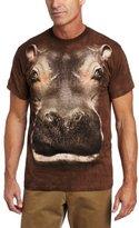 The Mountain Men's Hippo Head T-shirt