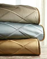 Dian Austin Couture Home King Diamond-Trellis Duvet Cover