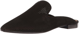 Frye Women's Gwen Perf Slide Mule Black 11 M US