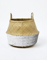 Monsoon Sequin Basket Large