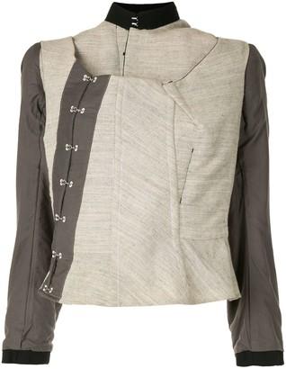 Comme Des Garçons Pre Owned Inside Out jacket