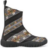 Maison Margiela cloven toe boots - women - Leather - 39