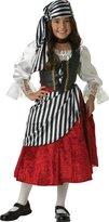 Incharacter Costumes, LLC Big Girls' Pirate Mid-Length Dress Set
