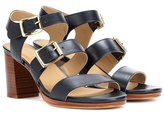 A.P.C. Betsy leather sandals