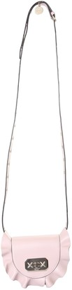 RED Valentino Rock Ruffles Crossbody Bag
