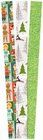The Gift Wrap Company Holiday Icons Premium Gift Wrap Paper - Multicolor - 3ct ct