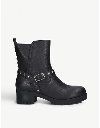 Nine West Renee leather ankle boots