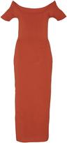 Brock Collection Kate Crepe Viscose Knit Dress