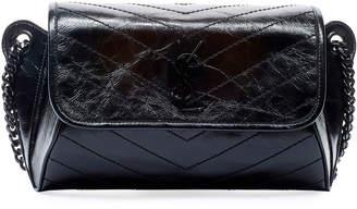 Saint Laurent Niki Short Shoulder/Belt Bag