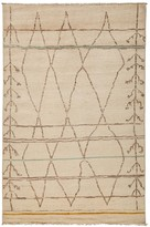 Solo Rugs Moroccan Collection Oriental Rug, 6'1 x 9'2