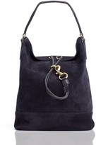 Tommy Hilfiger Collection Suede Hobo