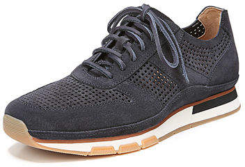 Vince Men's Larson Peforated Suede Sneakers