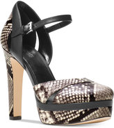 MICHAEL Michael Kors Winona Platform Sandals