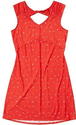 Marmot Annabelle Dress (Sleet Polka Dot) Women's Dress