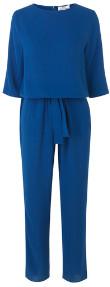 Mads Norgaard Neo Catilla Jumpsuit - Marine - Size 40 (UK 14)