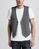 Rag and Bone Rag & Bone Catalonia Merino Vest