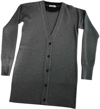 Jil Sander Grey Wool Knitwear for Women