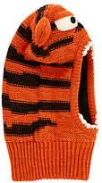 John Lewis Children's Tiger Balaclava, Orange