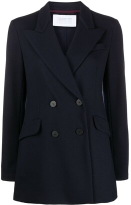 Harris Wharf London Double Breast Blazer