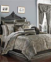 J Queen New York Bridgeport Queen 4-Pc. Comforter Set Bedding